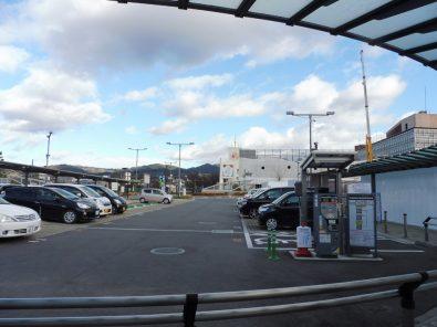 Cofufun駐車場(天理駅前広場駐車場)